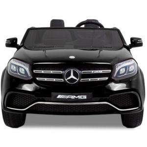 Mercedes auto elettrica per bambini GLS AMG nero