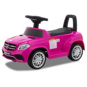 Mercedes carrozzella GLS63 rosa