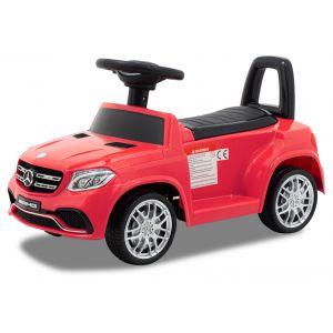 Mercedes loopauto GLS63 rood