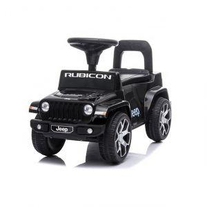 Jeep wrangler cavalcabile nera