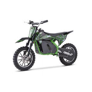 Kijana outlaw dirt bike 49cc verde