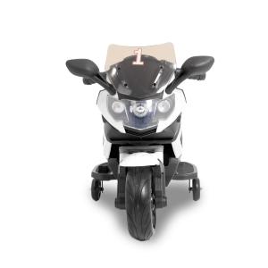 Kijana moto elettrica per bambini superbike nero - bianco