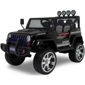 Jeep auto elettrica per bambini Monster