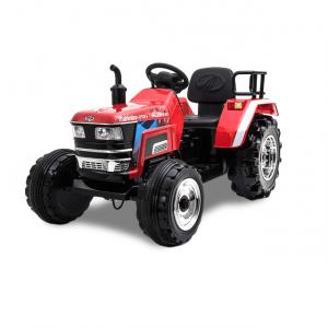 Kijana trattore elettrico rosso