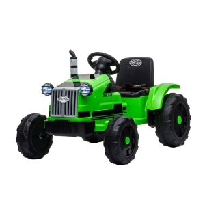 Kijana trattore verde elettrico