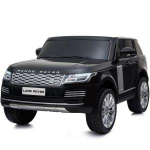 Range Rover auto elettrica per bambini 2 posti nera