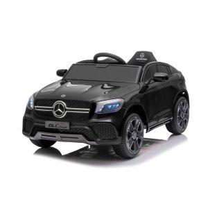 Mercedes auto elettrica per bambini GLC coupé nera