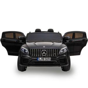 Mercedes auto elettrica per bambini GLC63s 2 posti