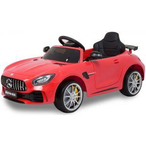 Mercedes auto elettrica per bambini GTR rosso