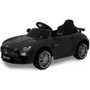 Mercedes auto elettrica per bambini GTR nera