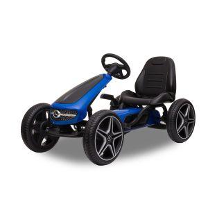 Mercedes skelter blauw