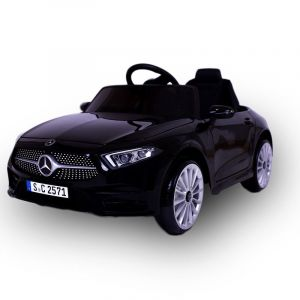 Mercedes auto elettrica per bambini CLS350 nera