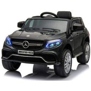 Mercedes auto elettrica per bambini GLE63s nera