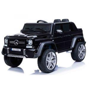 Auto elettrica per bambini Mercedes Maybach G650 nera