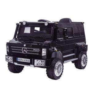 Mercedes auto elettrica per bambini Unimog U5000