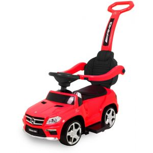 Mercedes per bambini cavalcabile GL63 rosso