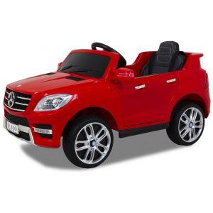 Mercedes auto elettrica per bambini ML rossa