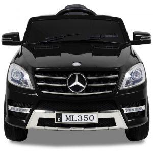 Mercedes auto elettrica per bambini ML 350 nera