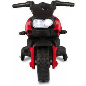 Kijana moto elettrica per bambini rossa