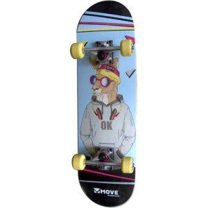 Move skateboard Skippy