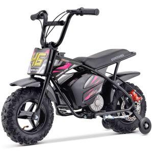 Outlaw motore elettrico per bambini 24V - 250W rosa
