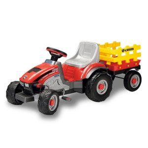 Peg Perego trattore con pedali Mini Tony Tigre