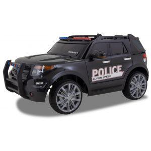 Kijana auto della polizia Jeep Ford stile nero