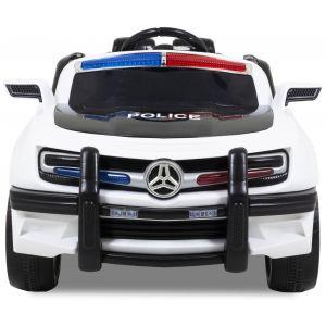 Kijana auto elettrica della polizia per bambini
