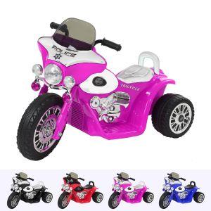 Kijana motore elettrico per bambini 'Wheely' rosa