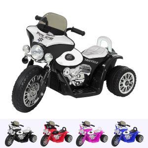 Kijana motore elettrico per bambini 'Wheely' nera