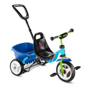 Puky triciclo Creety blu