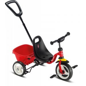Puky triciclo Creety rosso