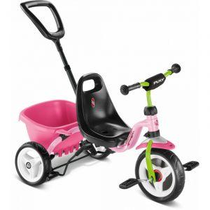 Puky triciclo Creety rosa