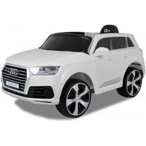 Audi auto elettrica per bambini Q7 bianca