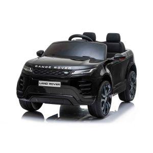 Range Rover auto elettrica per bambini Evoque nera