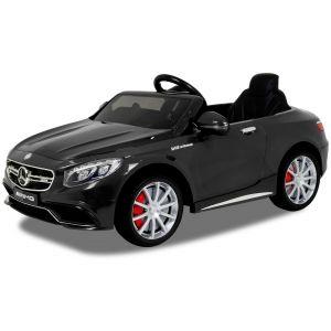 Mercedes auto elettrica per bambini S63 AMG nera