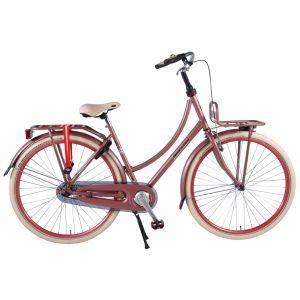 SALUTONI Ottima bici da città - donna - 28 pollici - 50 centimetri - rosa antico - assemblata al 95%