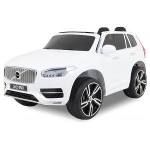 Volvo auto elettrica per bambini XC90 bianca