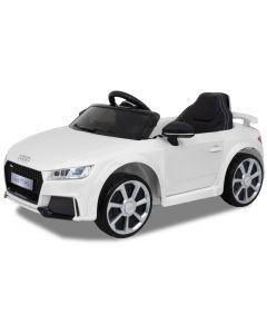 Audi auto elettrica per bambini TT Bianca