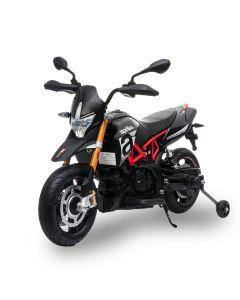 Aprilia motocicletta elettrica per bambini Dorsoduro 900