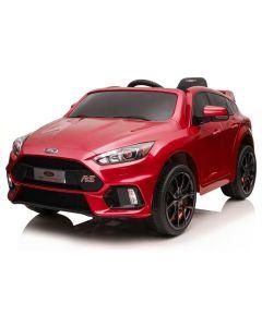 Ford auto elettrica per bambini Focus rosso