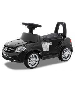 Mercedes carrozzella GLS63 nero