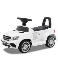 Mercedes carrozzella GLS63 bianco