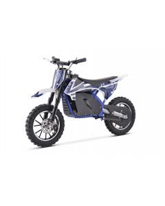 Kijana outlaw dirt bike 49cc blu