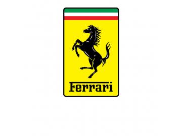 Auto per bambini Ferrari